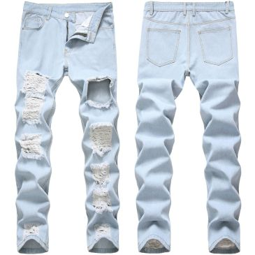 Ripped jeans for Men's Long Jeans #99117343