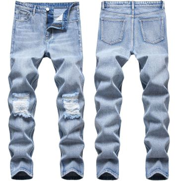 Ripped jeans for Men's Long Jeans #99117348
