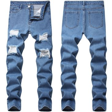 Ripped jeans for Men's Long Jeans #99117355