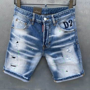 Dsquared2 Jeans for Dsquared2 short Jeans for MEN #99901716
