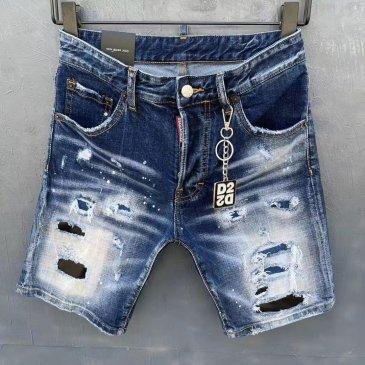 Dsquared2 Jeans for Dsquared2 short Jeans for MEN #99901720