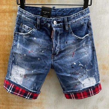 Dsquared2 Jeans for Dsquared2 short Jeans for MEN #99901723