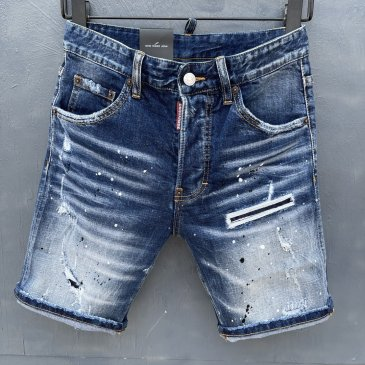 Dsquared2 Jeans for Dsquared2 short Jeans for MEN #99902355