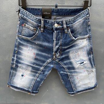 Dsquared2 Jeans for Dsquared2 short Jeans for MEN #99902356