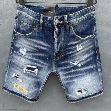 Dsquared2 Jeans for Dsquared2 short Jeans for MEN #99902359