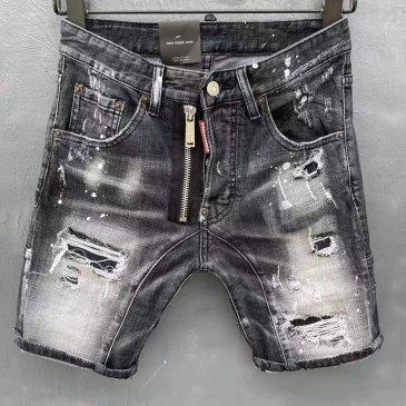 Dsquared2 Jeans for Dsquared2 short Jeans for MEN #99902360