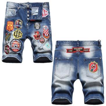 Dsquared2 Jeans for Dsquared2 short Jeans for MEN #99905740