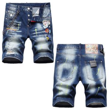 Dsquared2 Jeans for Dsquared2 short Jeans for MEN #99905741