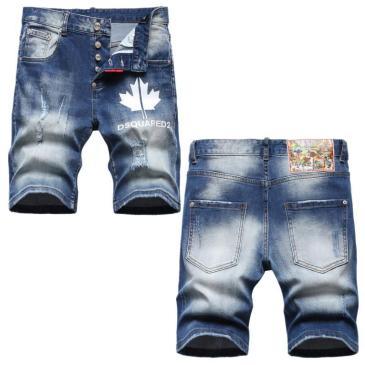 Dsquared2 Jeans for Dsquared2 short Jeans for MEN #99905742