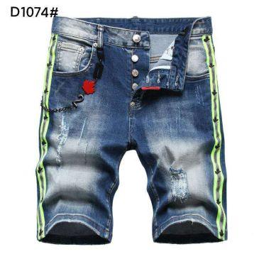 Dsquared2 Jeans for Dsquared2 short Jeans for MEN #99905743