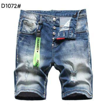 Dsquared2 Jeans for Dsquared2 short Jeans for MEN #99905745