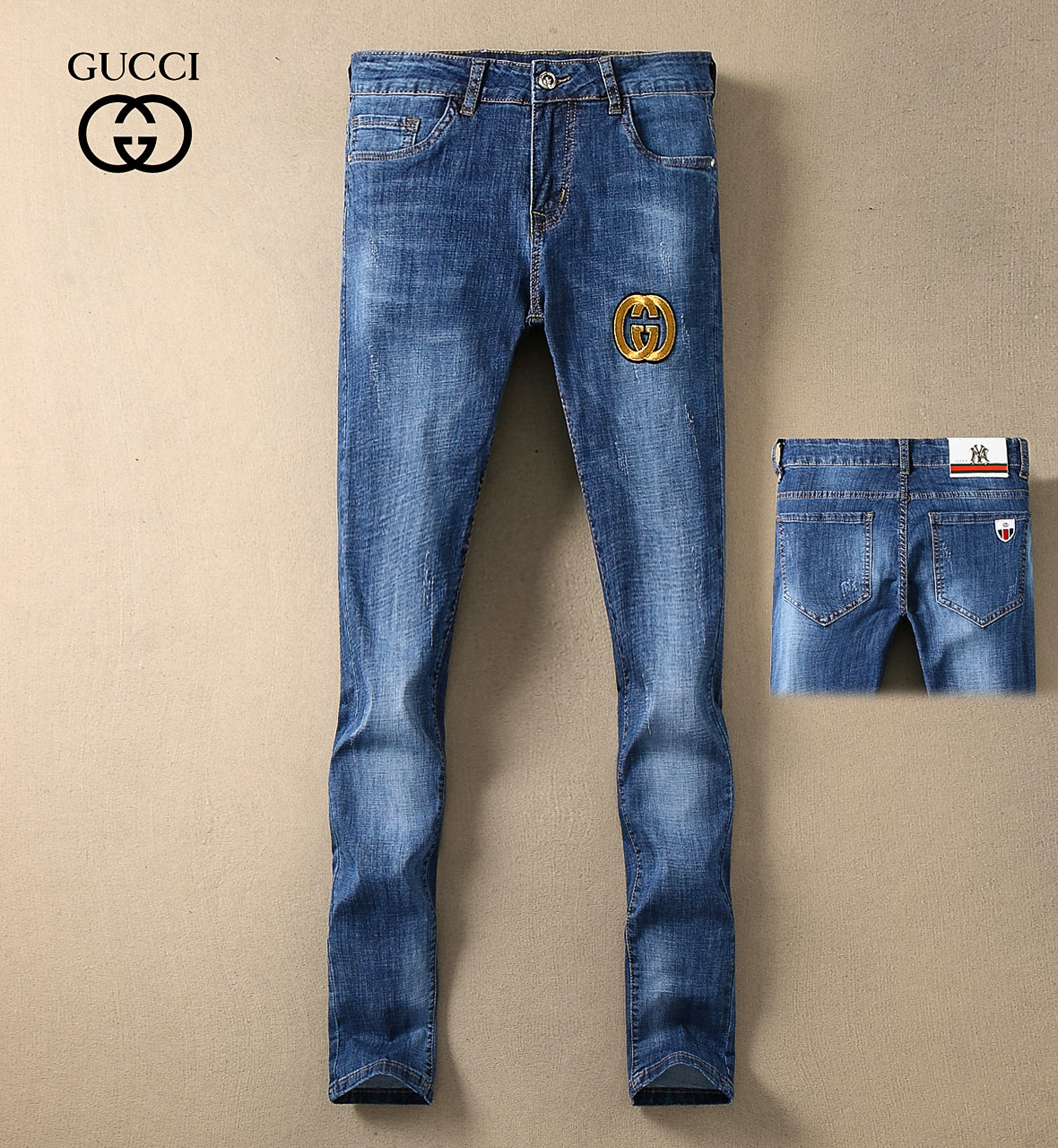 2306d957417 Gucci Jeans for Men  9117102