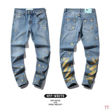 OFF WHITE Jeans for Men #99899322