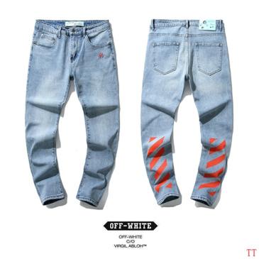 OFF WHITE Jeans for Men #99899328
