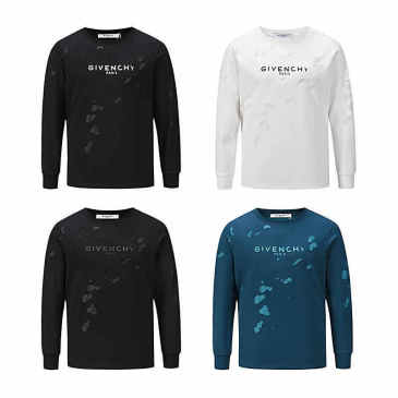 Givenchy Long-Sleeved T-shirts for Men #99874677