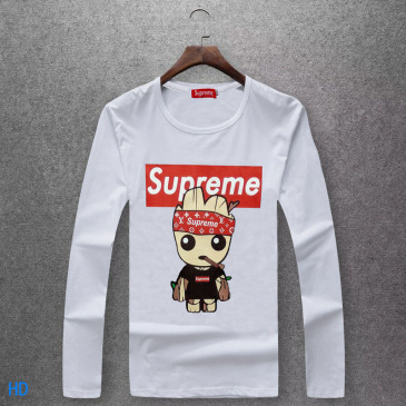 supreme long-sleeved T-shirt for men #9125265