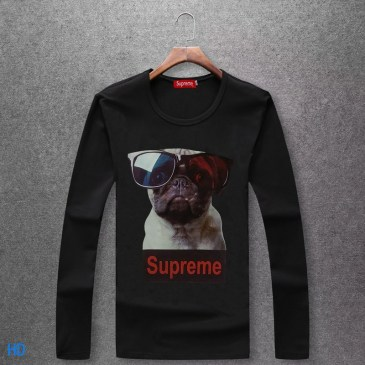 supreme long-sleeved T-shirt for men #9125266