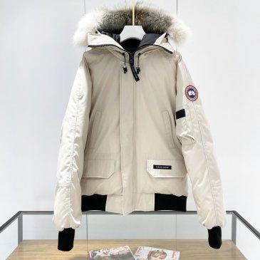 2020 Canada Goose Long Down Coats men and women #99899001