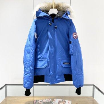 2020 Canada Goose Long Down Coats men and women #99899002
