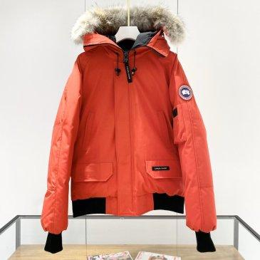 2020 Canada Goose Long Down Coats men and women #99899003