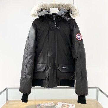 2020 Canada Goose Long Down Coats men and women #99899005