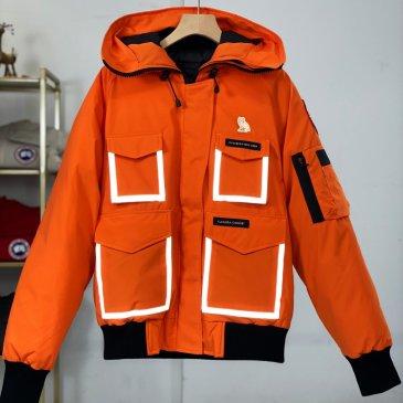 2020 Canada Goose Long Down Coats men and women #99899291