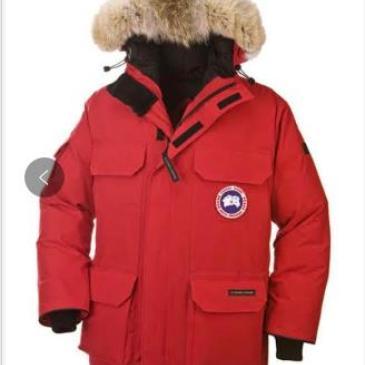 Canada Goose Long Down Coats #9130901