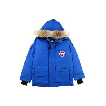 Canada goose jacket 19fw expedition wolf hairs 80% white duck down 1:1 quality Canada goose down coat for Men and Women #99899254