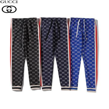 Gucci Long track Pants GG casual pants #9875309