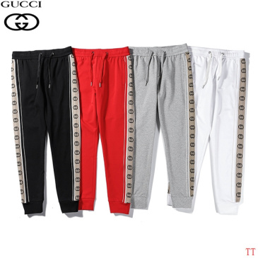 Gucci tracking Pants for Men and Women Gucci Long sport pants #9875301