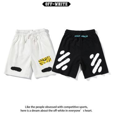 OFF WHITE pants shorts #99902324