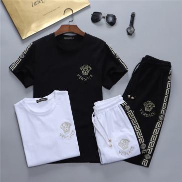 Versace Pants for versace Short Pants for men #99902524