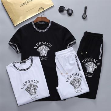 Versace Pants for versace Short Pants for men #99902525