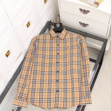 Burberry Shirts for Men's Burberry Long-Sleeved Shirts #99902399