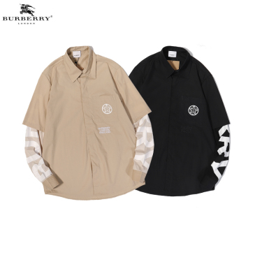 Burberry Shirts for Men's Burberry Long-Sleeved Shirts #99902414