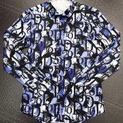 Dior 2021 Long-Sleeved Shirts for men #99901064