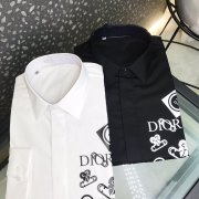 Dior 2021 shirts for Dior Long-Sleeved Shirts for men #99901055