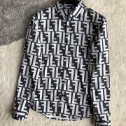 Fendi Shirts for Fendi Long-Sleeved Shirts for men #99902056