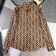 Fendi Shirts for Fendi Long-Sleeved Shirts for men #99904647