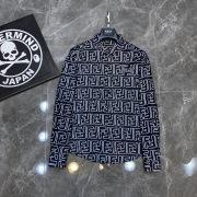 Fendi Shirts for Fendi Long-Sleeved Shirts for men #99904966