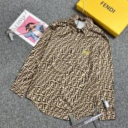 Fendi Shirts for Fendi Long-Sleeved Shirts for men #99906028