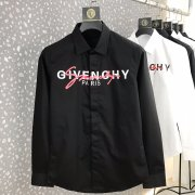 Givenchy 2021 Shirts for Givenchy Long-Sleeved Shirts for Men #99901045