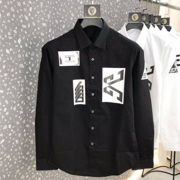 Givenchy 2021 Shirts for Givenchy Long-Sleeved Shirts for Men #99901047