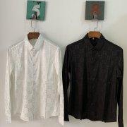 Cheap Gucci long-sleeved shirts for men #99116278
