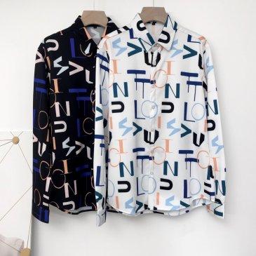 Cheap Louis Vuitton long sleeved shirts for men #99116262