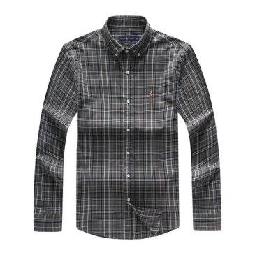 Ralph Lauren Shirts for Ralph Lauren Long-Sleeved Shirts for Men #9125399