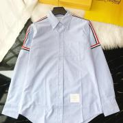 THOM BROWNE Shirts for THOM BROWNE Long-Sleeved Shirt for men #9125472