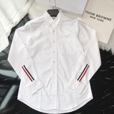 THOM BROWNE Shirts for THOM BROWNE Long-Sleeved Shirt for men #9125476
