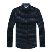 TOMMY HILFIGER Shirts for TOMMY HILFIGER Long-Sleeved Shirts for Men #9125396