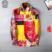 Versace Shirts for Versace Long-Sleeved Shirts for men #9122905